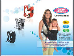 3 in 1 baby carrier with hot-selling