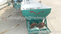 washing machine for plastic bottle recycling process