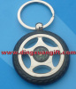 Compass key ring/ zinc alloy keychain