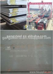 WR50A, WR50B, WR50C Weather Resistant Steel Plate