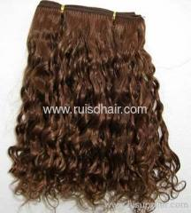 Wholesale hot sale Jerry curl hair weft