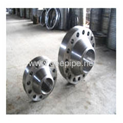 china forged as butt welding seamless WN Flange