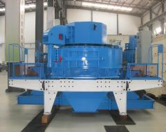 Stable quality Deep Rotor Vertical Shaft Impact Crusher