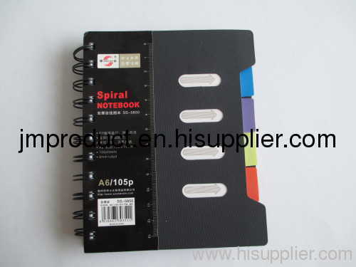 Die-cut and Indivedual PP notepad