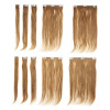 high quality Clip -in hair extension