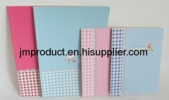 A4 glue binding composition book for student