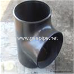 china cs seamless forged pipe fitting