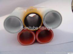 Laser /weld PEX AL PEX Pipe