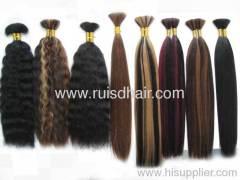 Brazilian hair bulk / bulk Brazilian hair