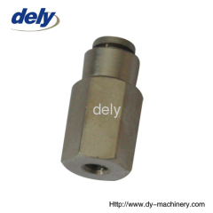metal coupler MPC Female thread china