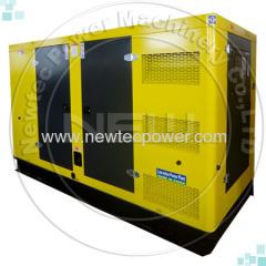 2013 New product 100kw Cummins silent diesel generator