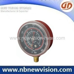 Pressure Gauge for Refrigeration