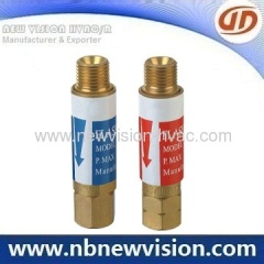 Vicor Type Flashback Arrestor