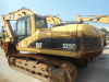 used Caterpillar excavator 325C