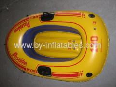 PVC inflatable swim seat for child