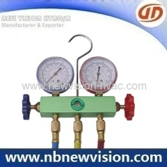 Manifold Gauges for Refrigeration
