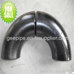 ASME B16.9 carbon steel pipe fittings elbow butt welded astm