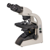 the Biological educational microscope
