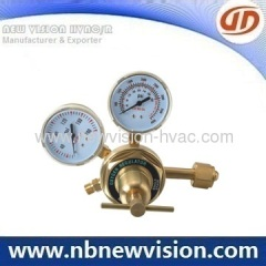 Gas Cylinder Regulator for Oxygen (O2) And Acetylene