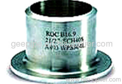 lap joint stub end /stainless steel pipe fitting stub end/