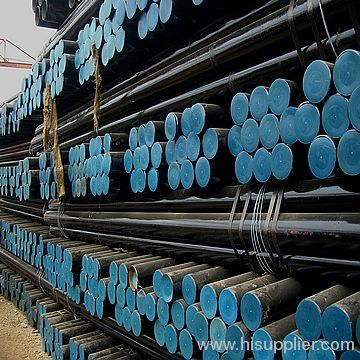 seamless carbon steel pipe with fluid transport