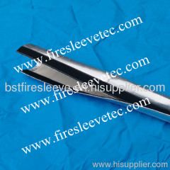 Heat reflective Aluminum Flexible Hose Protector