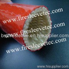 High temperature resistant industrial firesleeves