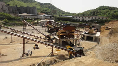 jaw crusher Crushing Plant