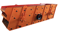 Mining Vibrating Screen plant