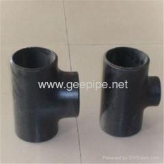 schedule 40 steel pipe fittings tee