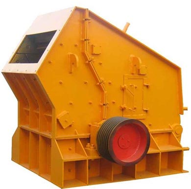Impact Crusher Secondary Crusher