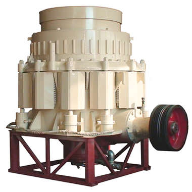 Compound Cone Crusher plant