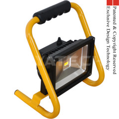 Rechargeable LED Work Light 20W 1600lm Epistar LED