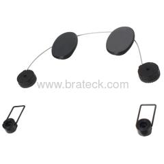 Adjustable ultra slim LED bracket