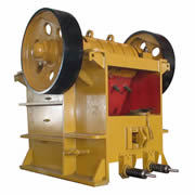 Primary Jaw Crusher machine