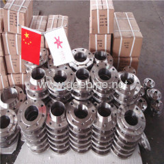 china forged alloy steel socket welding flangeDN 150 class30