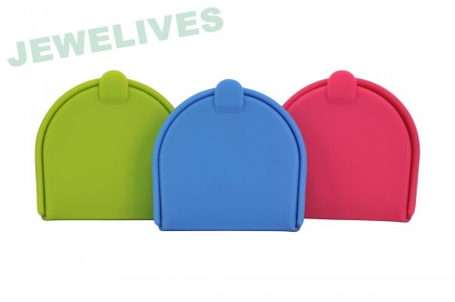 Silicone Rubber Cosmetic bag