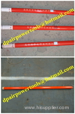 High pressure Altimetry rod,Insulation test high bar