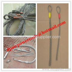 Lace up cable sock,Cable grip,Cable socks