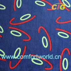 Knitting Fabric With Printing