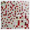 Colorful Waterproofing glass mosaic tile 15x15