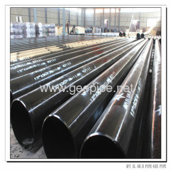 china hot rolled seamless cs steel pipe