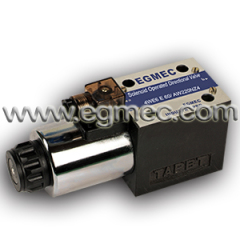 Rexroth 4WE10C, 4WE10D, 4WE10A, 4WE10B, 4WE10Y Wet-Pin DC/AC Solenoid Directional Valve