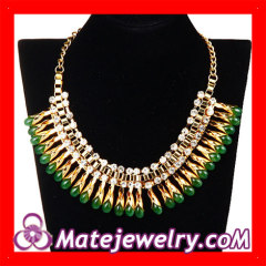 Gold Plated Necklace Bijouterie Wholesale