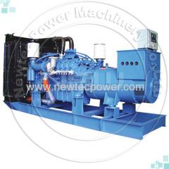 Germany technology MTU diesel generator 500kw