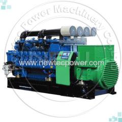 Cheap supply 1000KVA Germany MTU diesel generator
