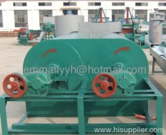 strong scrubbing washing machine for waste flastic flakes