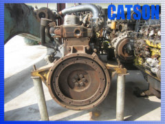 Hitachi ZX200 Isuzu 6BG1 engine assy