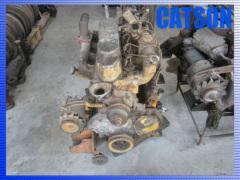 Kato HD250 Mitsubishi S4F engine assy