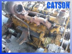 Komatsu D65P-11 6D125 engine assy